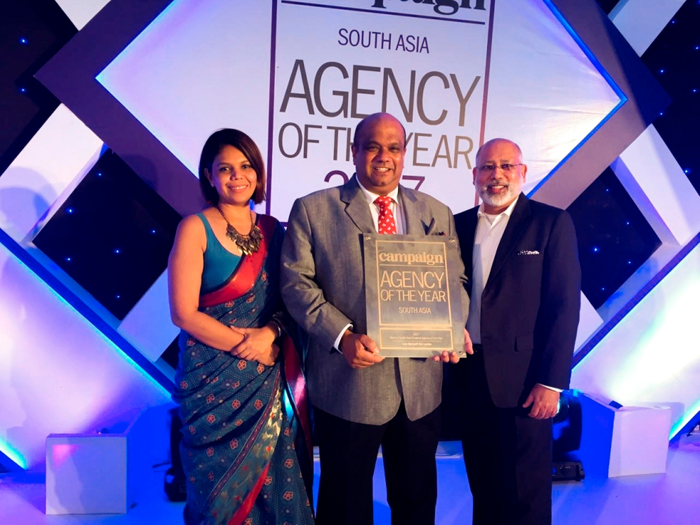 Leo Burnett achieves hat-trick at Campaign Asia AOY awards