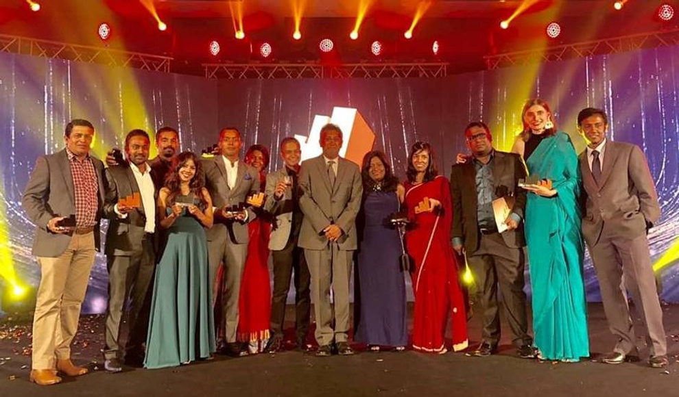 Leo Celebrates 6 Finalists and 3 Bronze awards at the Effie Awards 2017 Sri Lanka.