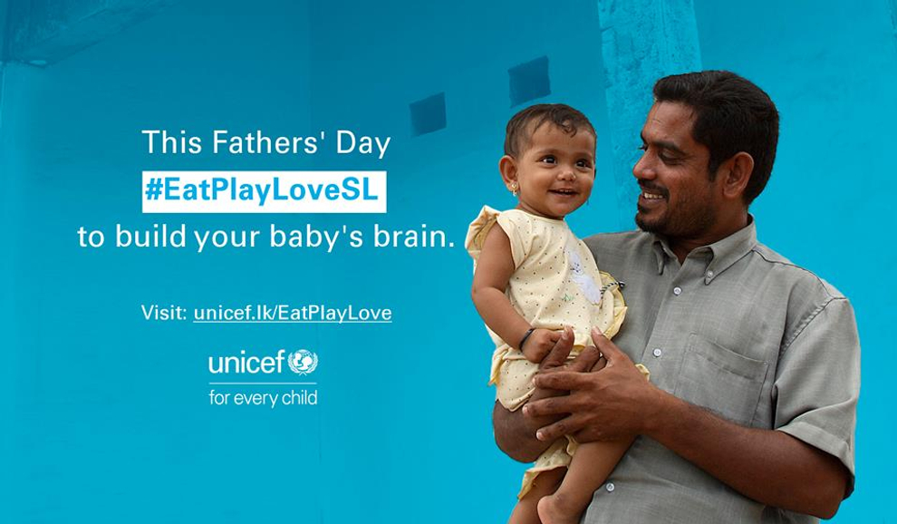 Unicef Fathers Day
