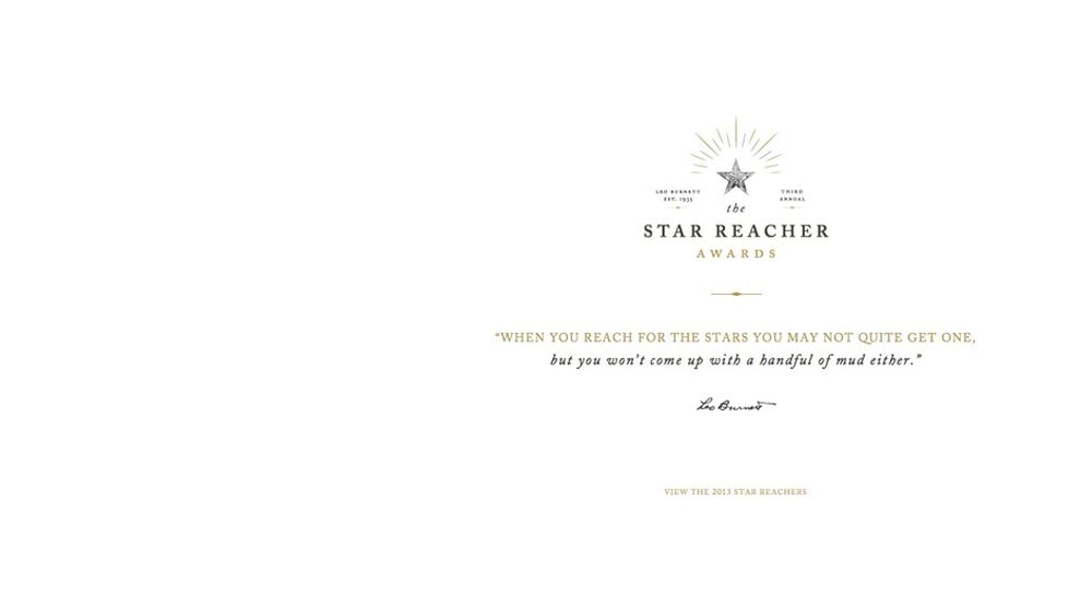 The Star Reacher Award
