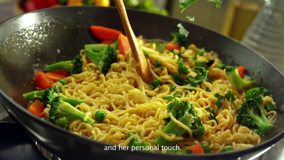 Maggi Chicken Noodles relaunch