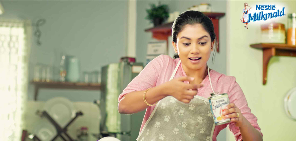 Milk Maid TVC